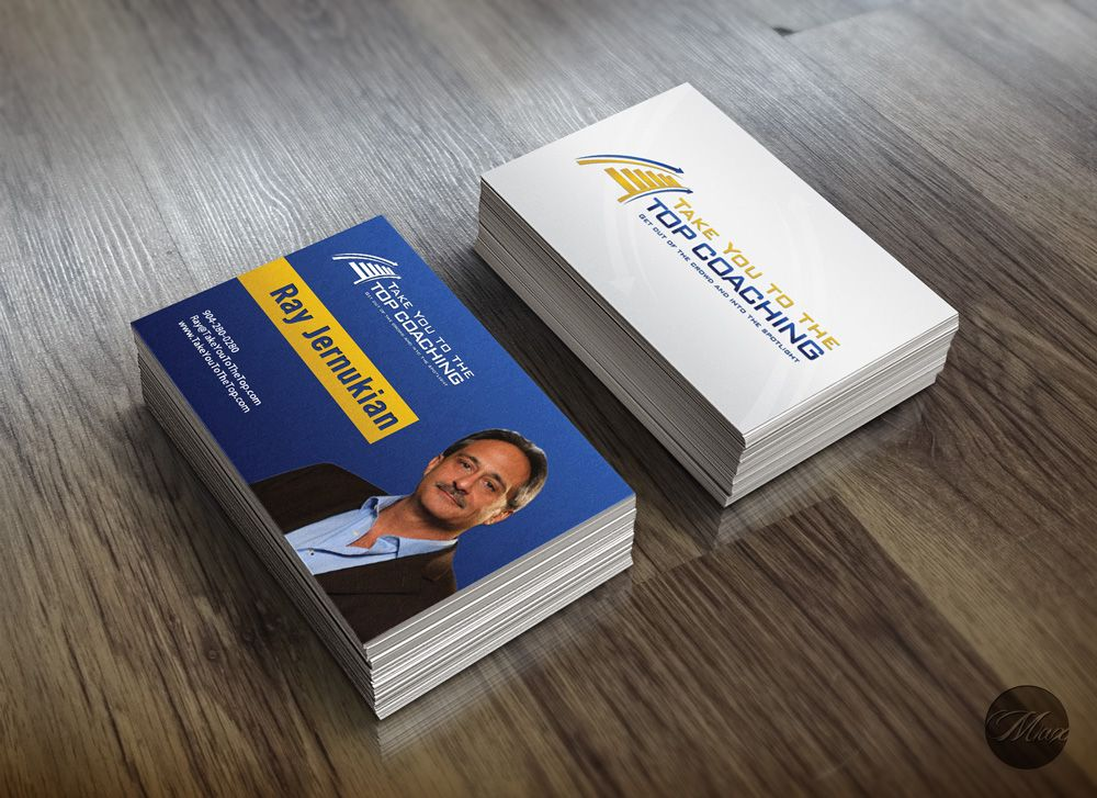Professional Business Card \\ Justin Sachs \\ Motivational Press ...