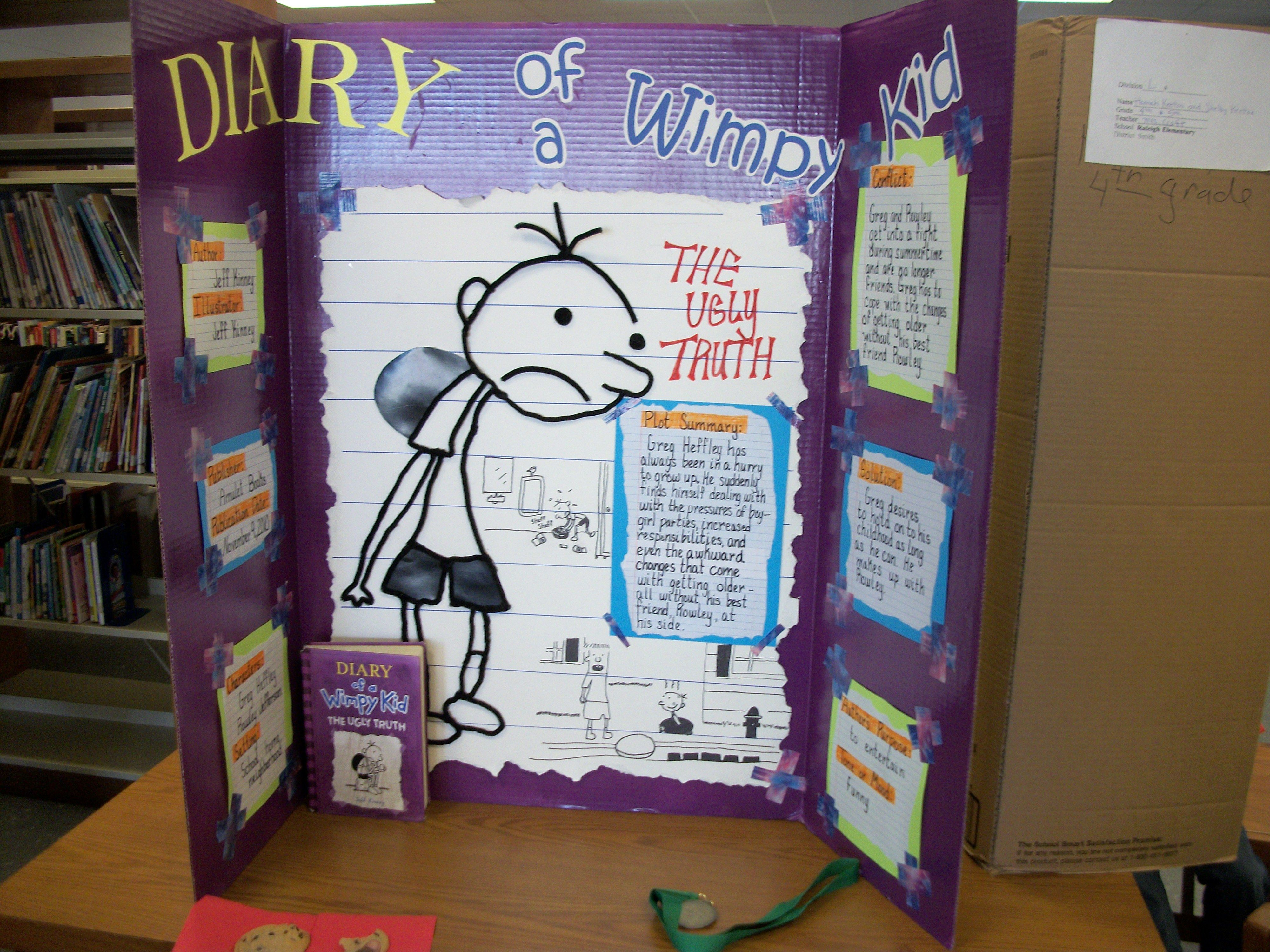 Diary Of A Wimpy Kid Dog Days Projects