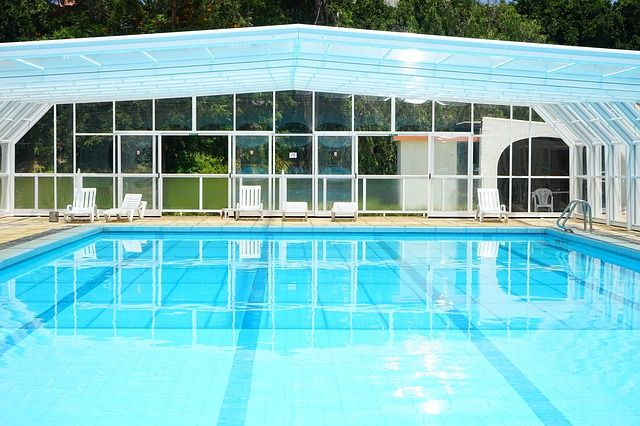 cost of building a pool Home Decor and Design Ideas Pinterest
