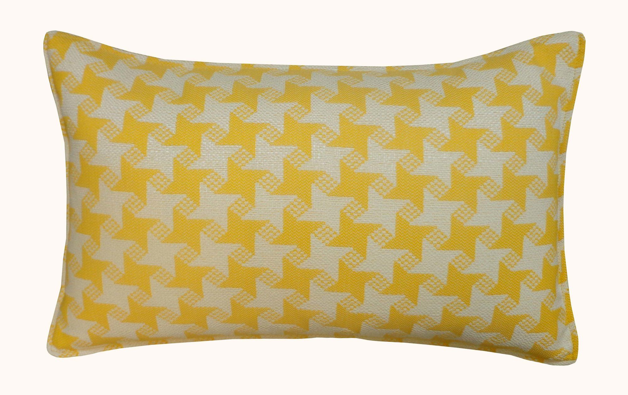Houndstooth outdoor lumbar pillow products pinterest products