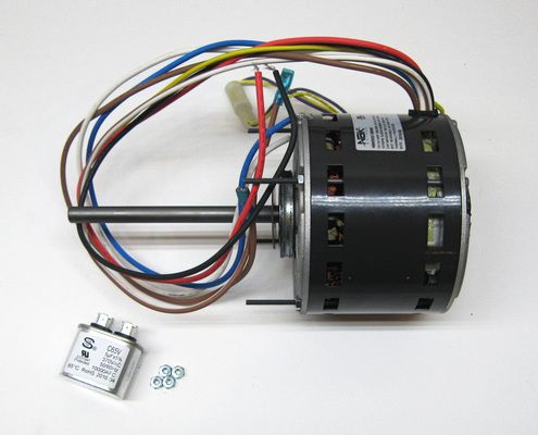 partsconnect/nbk condenser fan motor and capacitor part number pcd923   specifications: 208-