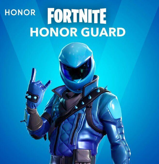 BEST PRICE Fortnite Honor Guard Skin Redemption Code Key