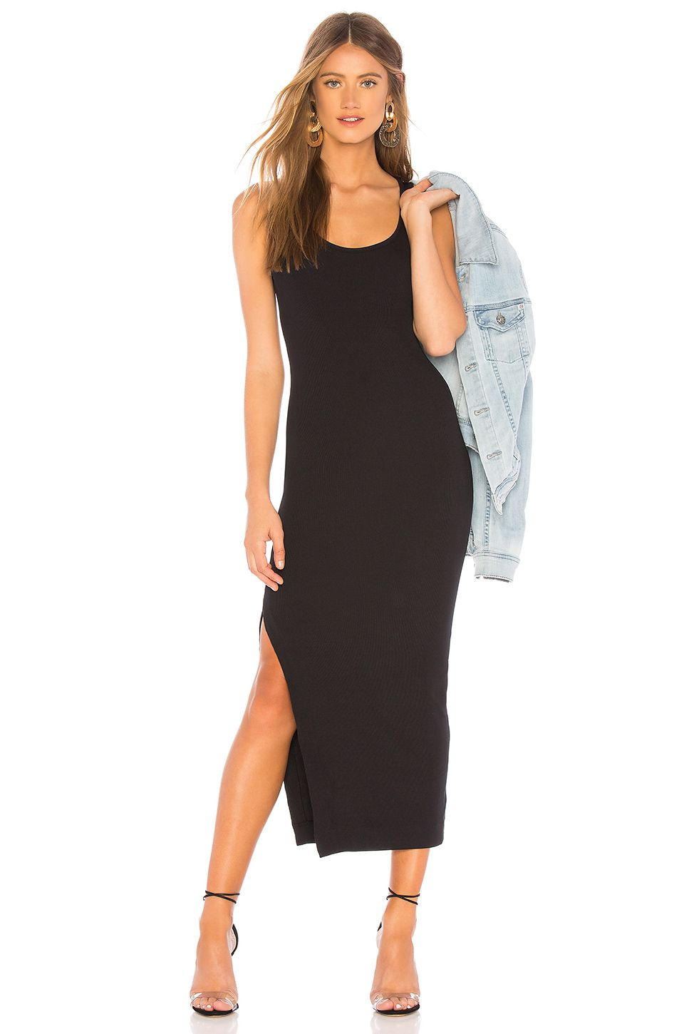 e7cfcf8ca2e1 Lovers + Friends Matriarch Midi Dress in Black | Dresses I Want To ...