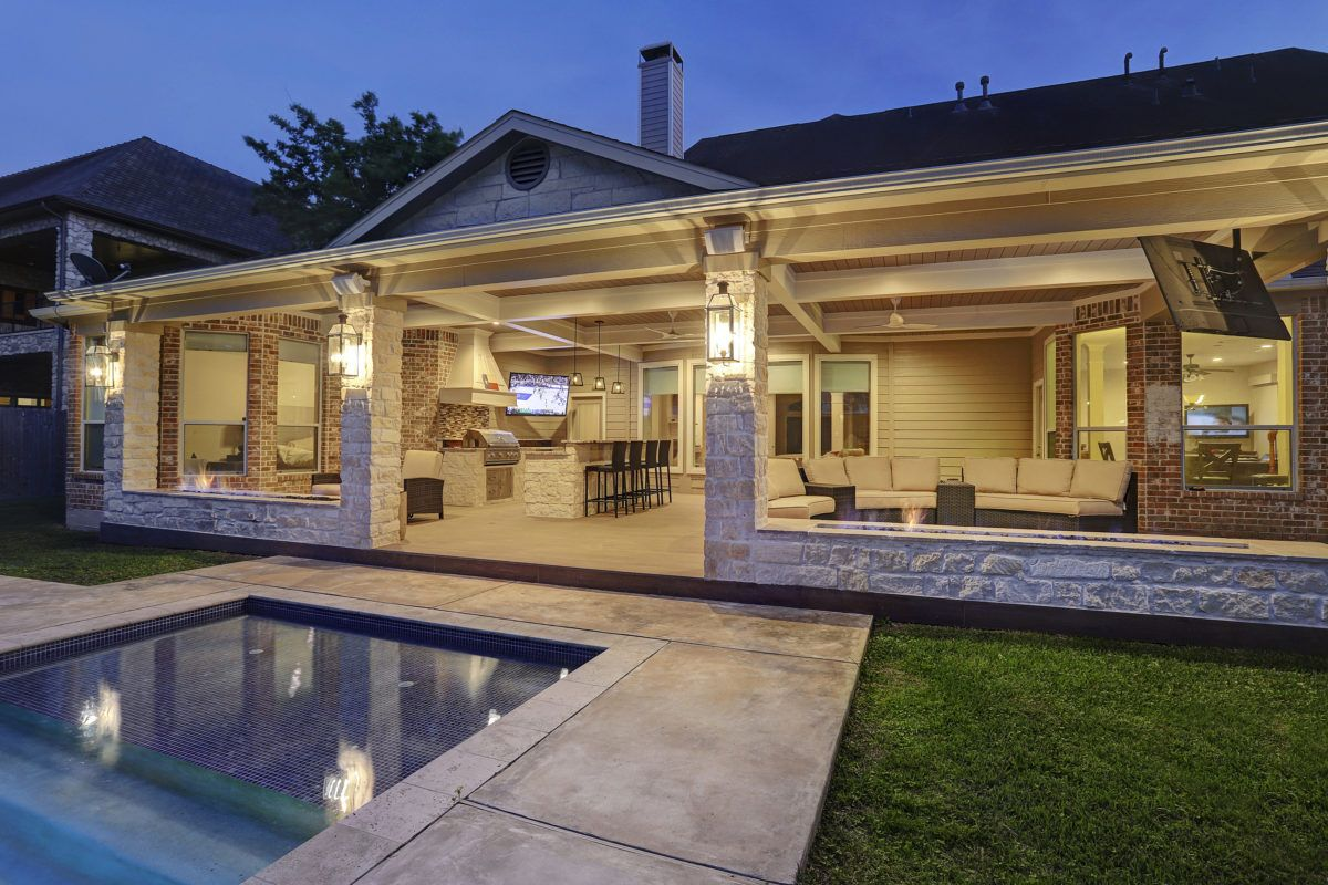Outdoor Fireplaces Fire Pits Houston Dallas Katy Texas Custom Patios Outdoor Remodel Outdoor Living Backyard Patio