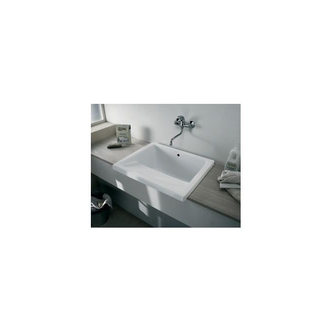 Clearwater Utility Laundry Sink Large 645mm X 750mm Ceramic Apron Fronted Kitchen Laundry Sink Cll Kitchens And Bedrooms Sink Laundry Sink