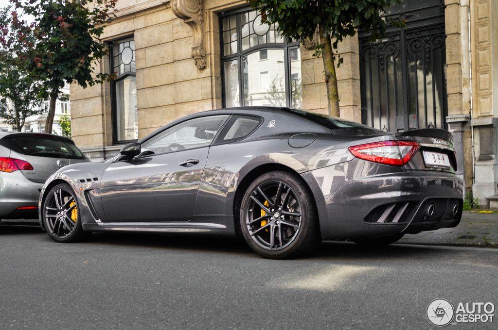 Merveilleux Image Associée · Maserati GranturismoSports CarsHot ...