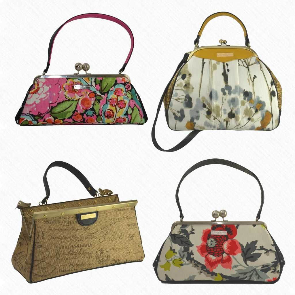 295ba4b1345 Karen Wilson's new line of handbags has arrived at Canada The Store for Spring  2015.