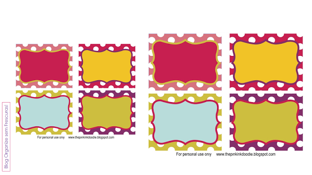 clic de ideias: {11 free printables de volta às aulas} by Julia Co...
