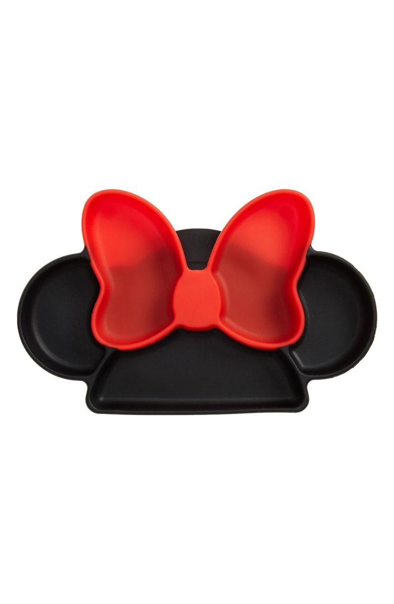 Bumkins Bumkins Disney Minnie Mouse Silicone Grip Dish