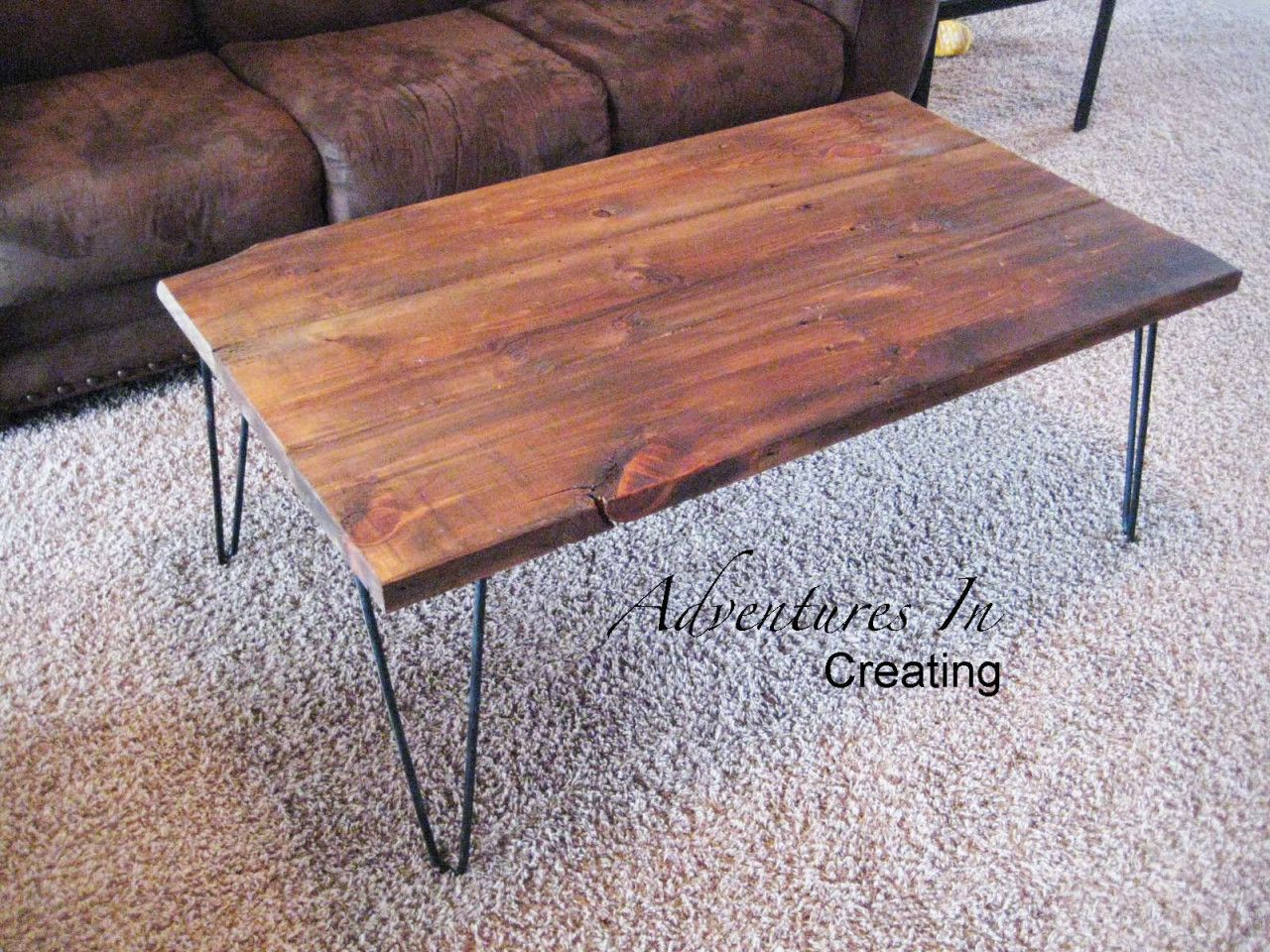 20 Fresh Diy Hairpin Leg Coffee Table 2020 Coffee Table Pallet