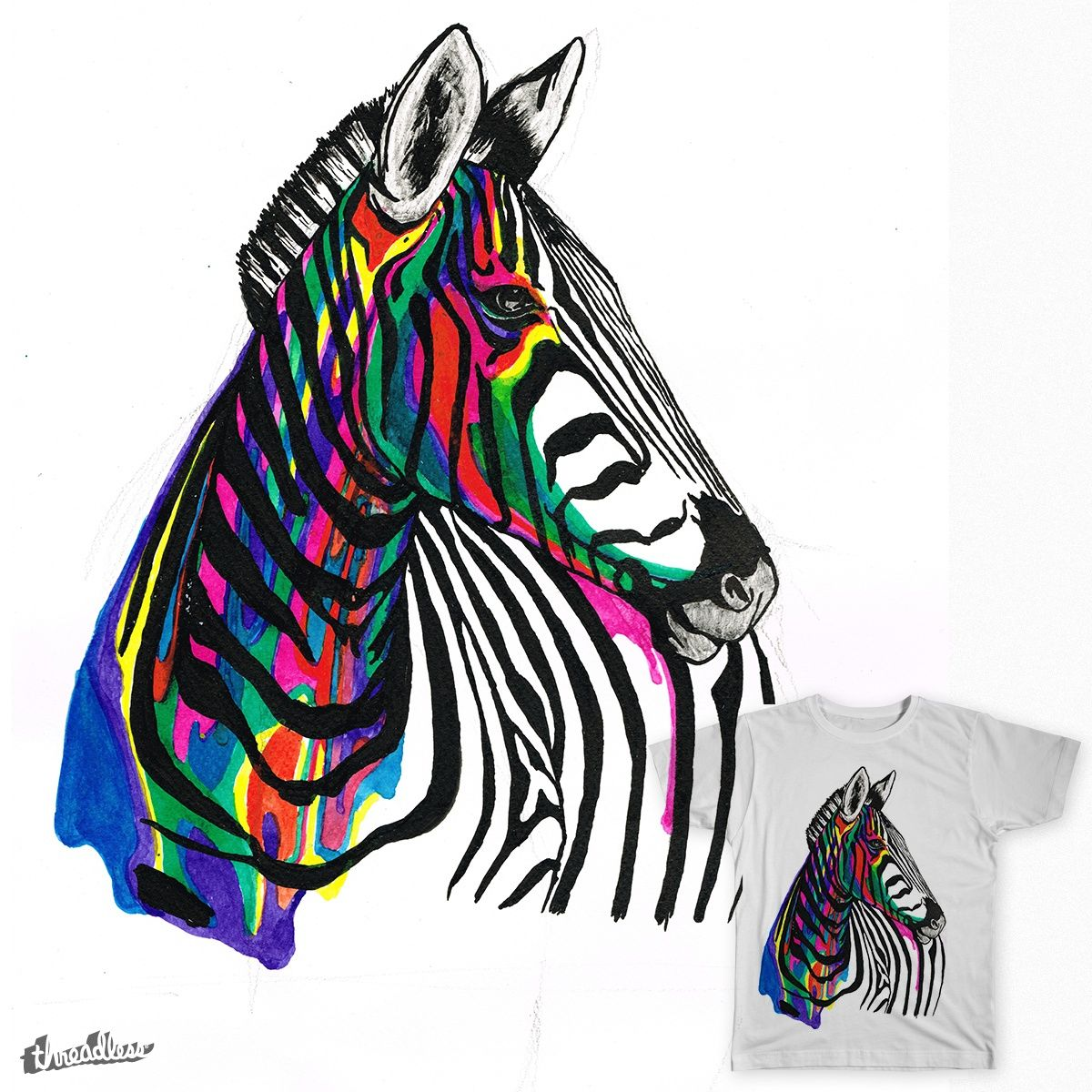 Pin by Susan Hutchings on ZEBRA PRINT Zebra art, Zebra