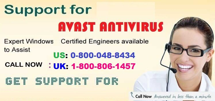 Avast Customer Service Phone 8000488434 Number Through