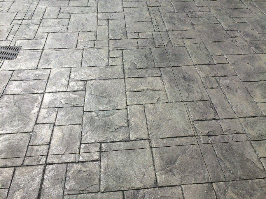 All Stamped Patios Stamped Concrete Patio Concrete Patio Designs Backyard Upgrades