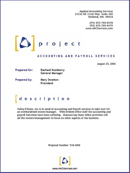 Project Proposal Template Word Proposal Kit Sample  Page 1  Proposals  Pinterest  Proposals .