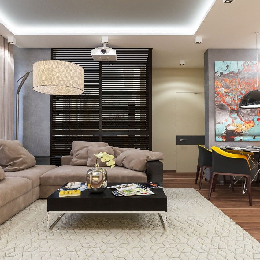 Apartment in Moscow by Interierium Contemporary ApartmentOpen