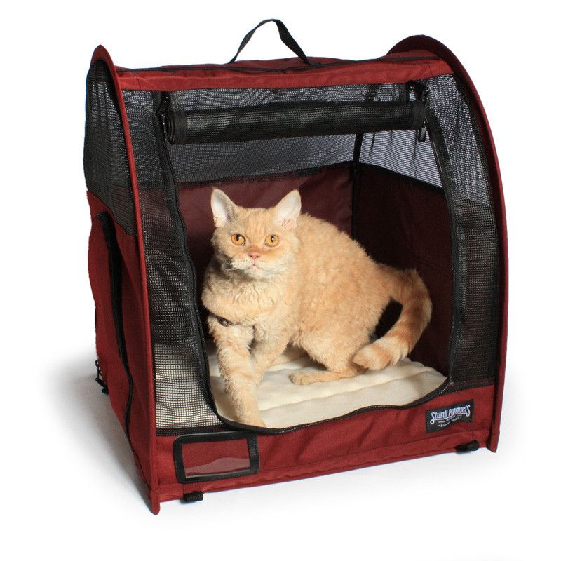 I'm ready for the road trip! CarGo Popup Shelters make