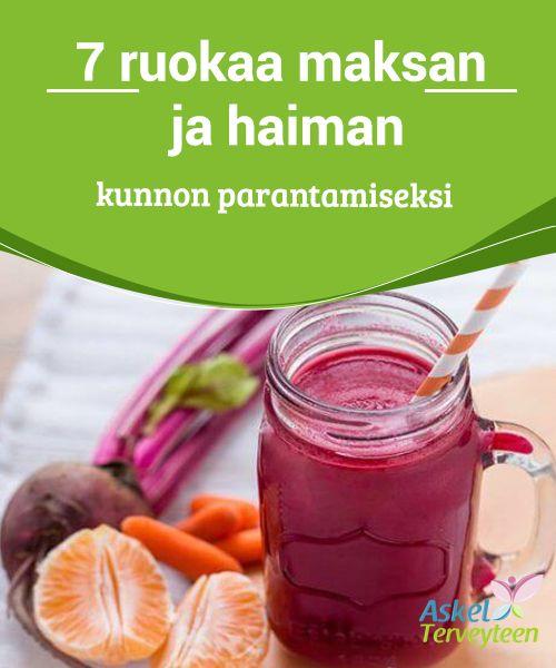7 ruokaa maksan ja haiman kunnon parantamiseksi   Mitä teollisesti #käsitellympää ruokaa syöt, sitä enemmän ongelmia saatat #aiheuttaa näille herkille #elimillesi.  #Luontaishoidot