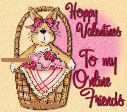 Happy Valentine\'s Sayings to a Friend | Loved on: stylegerms.com ...