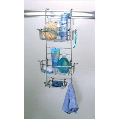 Zenith Products E7803SS Over the Shower Door Caddy | For the Home ...