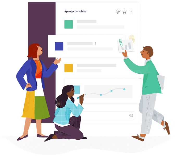 When your team needs to kick off a project, hire a new