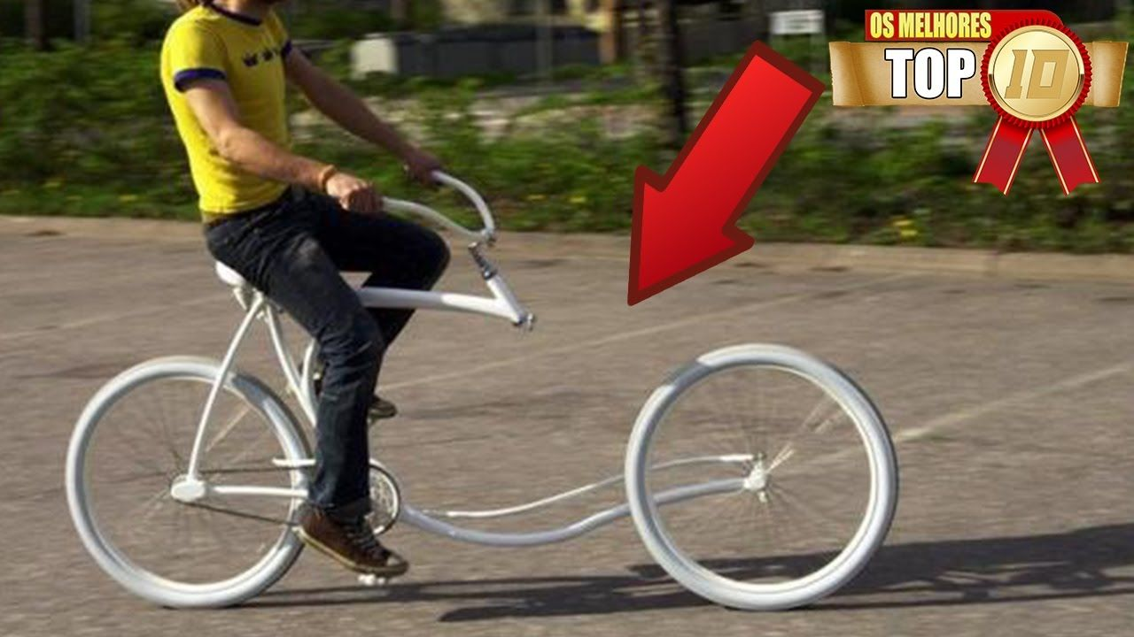 Top 10 Bicicletas Mais Malucas E Incriveis Do Mundo Bicicleta