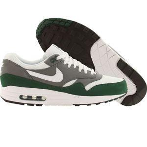 919299569c3 Nike Men Air Max 1 Essential (white / mercury grey / grg green ...