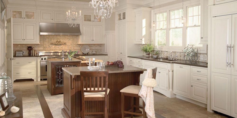 White Kitchens | Design, Cabinets, Remodeling, Westchester ...