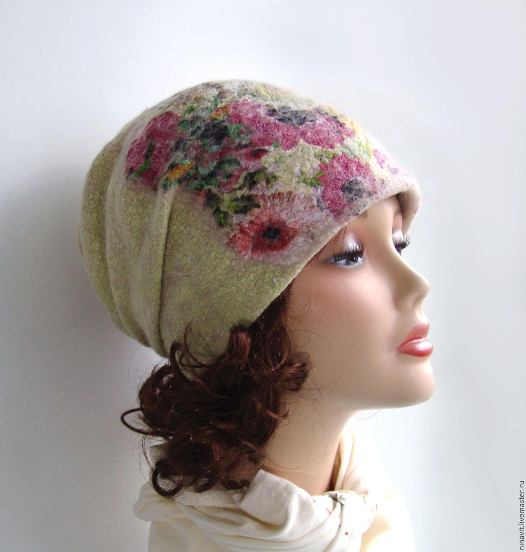 Валяная шапка своими руками фото 970