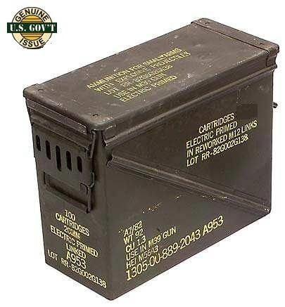 30 MM Ammo Can