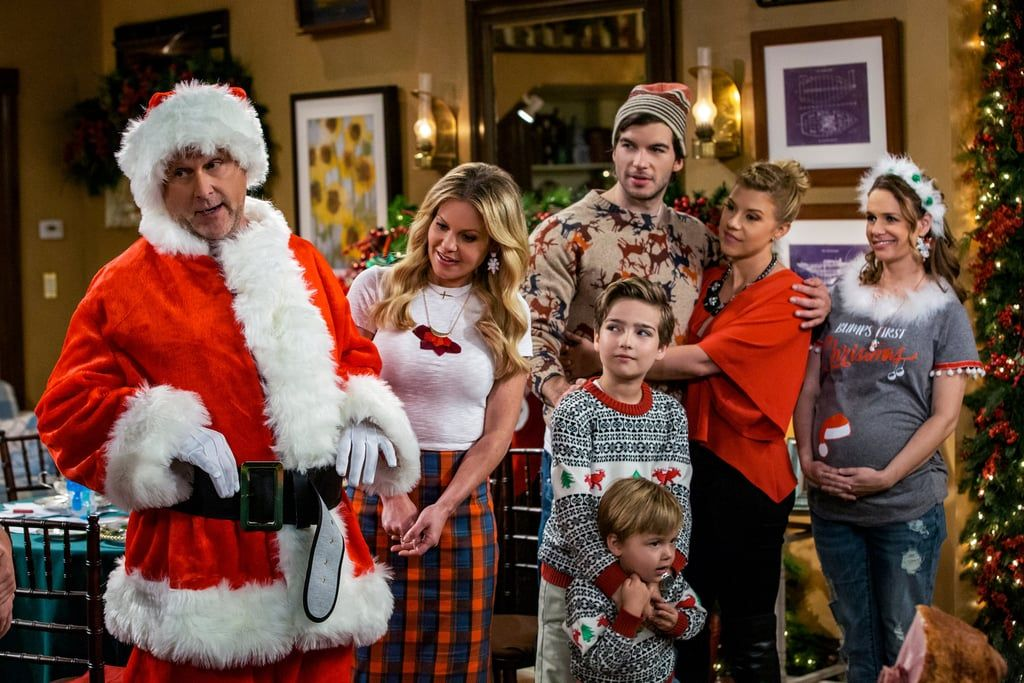 25 Holiday Movies And Tv Shows You Can Stream On Netflix Every Night Until Christmas Fuller House House Season 4 Best New Shows