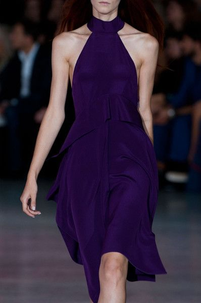 Costume National at Milan Spring 2015 (Details)