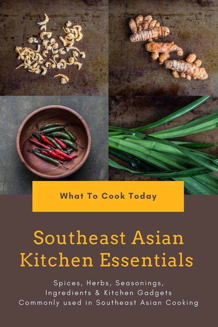 thai essential kitchen Asian cooking