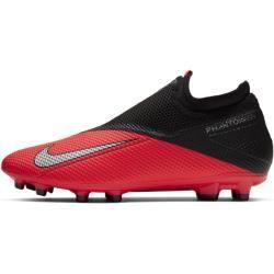 Nike Phantom Vision 2 Academy Dynamic Fit Mg Fußballschuh für verschiedene Böden – Rot Nike