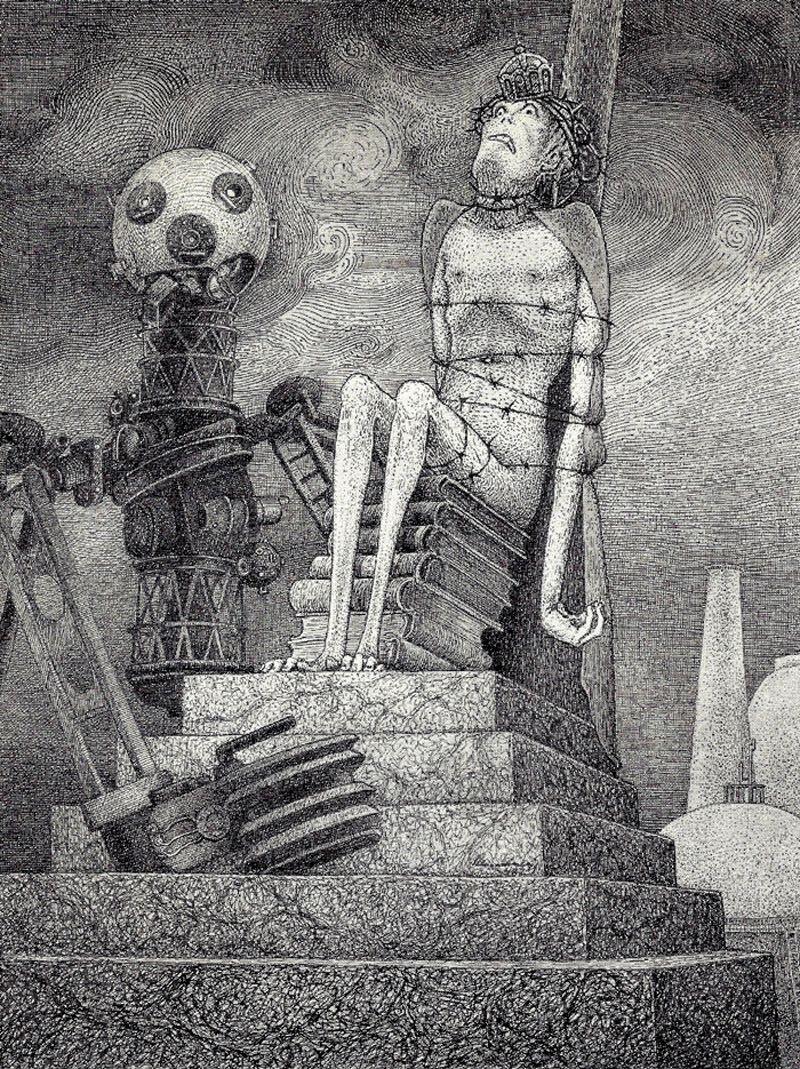 Walter Schnackenberg - Die Krone der Schöpfung (1948)