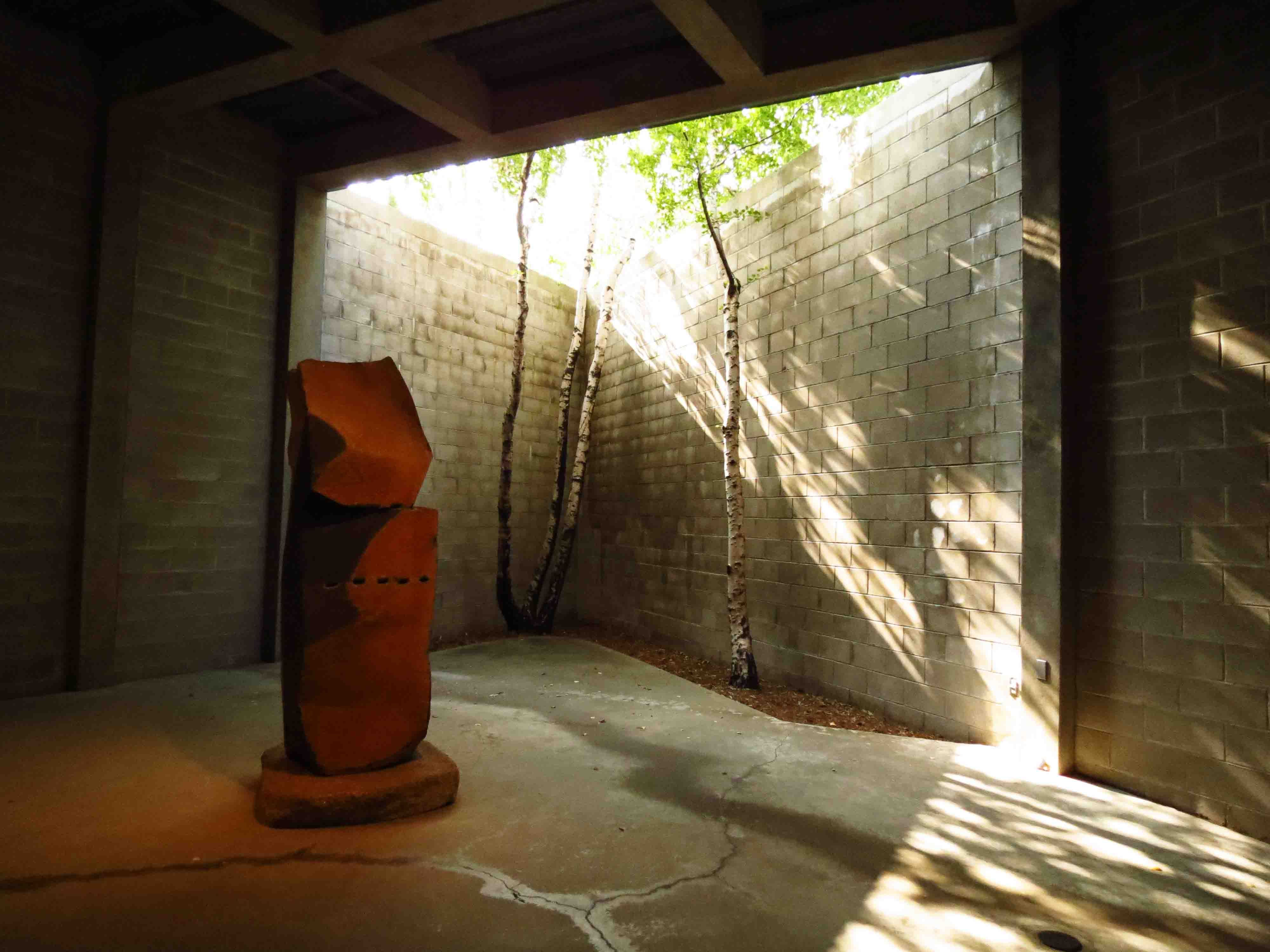 THE NOGUCHI MUSEUM the Noguchi Museum opened in 1985 as the first ...