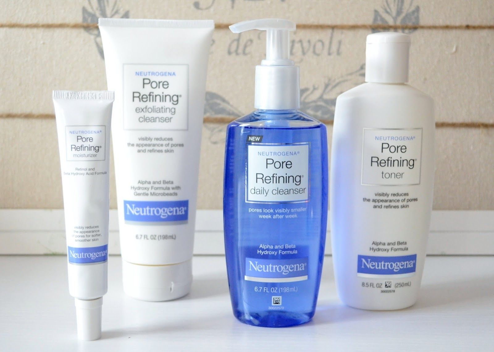 Neutrogena Skin Care Neutrogena Skin Care Regimen