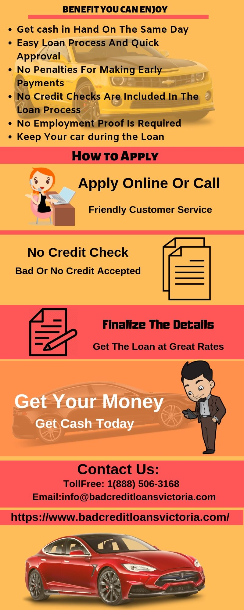 Bad Credit Car Loans Victoria A Way Get Car Title Loan In Victoria By Bad Credit Loans Victoria Bad Credit Car Loan Loans For Bad Credit No Credit Loans