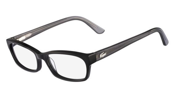 e7358d62d281 Get your inner hipster on. Lacoste L2687 in Black