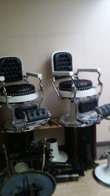 all kinds of barber chairs parts and accessories for antique barber chairs for sale contact me - Barber Chairs For Sale