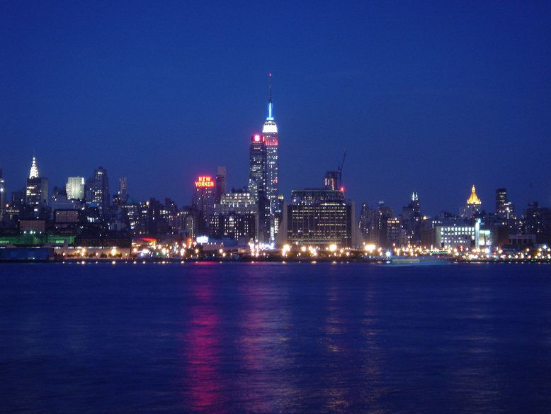 Why Edgewater Keeps Reminding Me Of >> Nyc View From Edgewater Nj Memories New Jersey New York