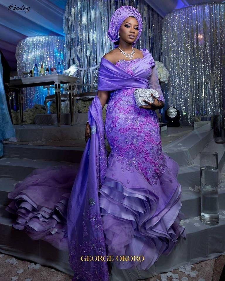 Exquisite Reception Dresses For Nigerian Brides African Fashion Dresses Bride Reception Dresses African Wedding Dress