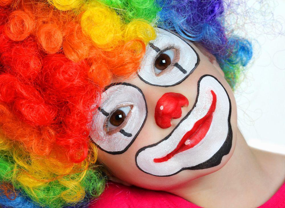 maquillaje payaso , Buscar con Google Más
