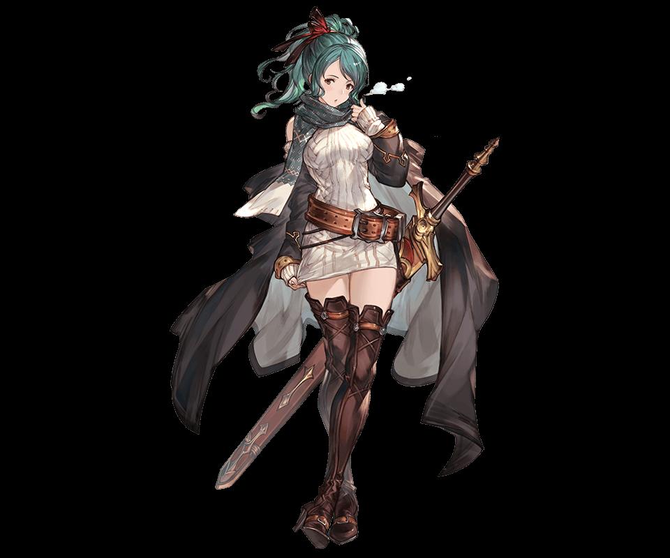 Herja Sr Granblue Fantasy Wiki Female Character Design Fantasy Character Design Granblue Fantasy Characters