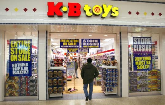 Kb Toys At The Roosevelt Field Mall In Garden City Closed In 2009 Nov 23 2007 Credit Howard Schnapp Mall Stores Olds Retail Store