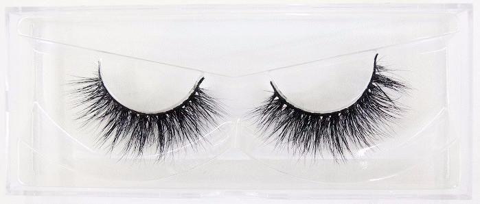 Vera Losa™ 3D Mink Eyelashses 100% real mink stirp #D627