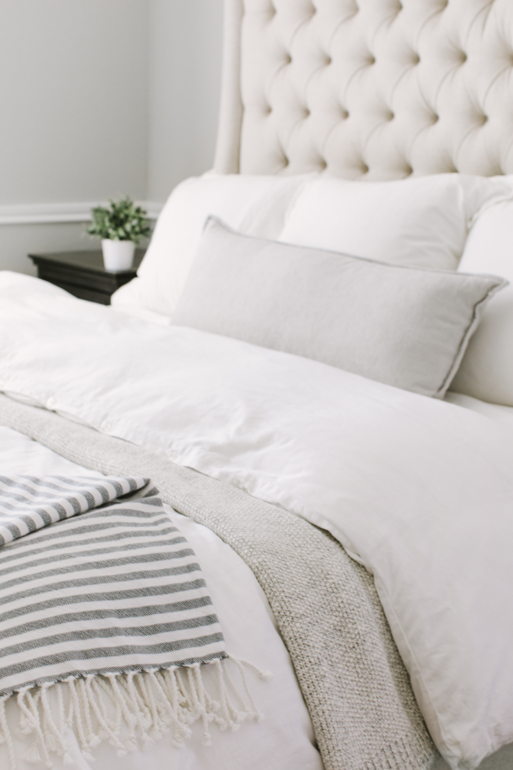 How To Layer Your Bed Like The Magazines Bedding master