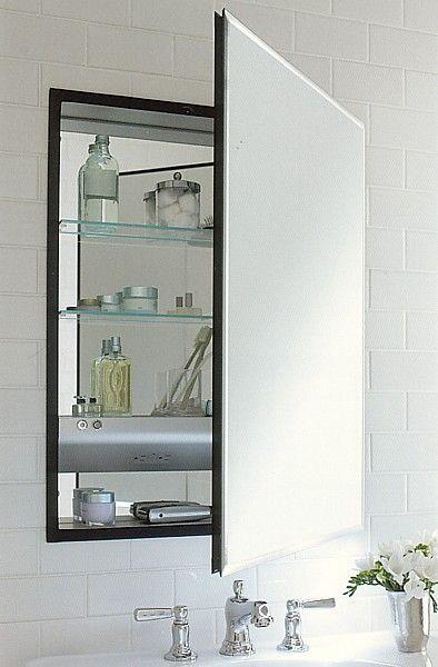 Robern M Series Medicine Cabinets By Kohler Beveled Glass