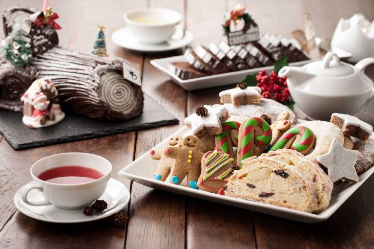 JW 메리어트 호텔 서울_크리스마스 케이크 & 쿠키