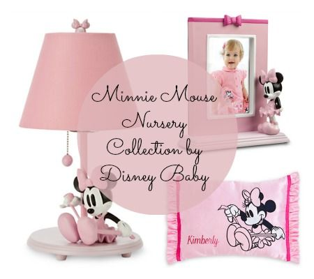 Minnie Mouse Nursery Collection Baby Bebe