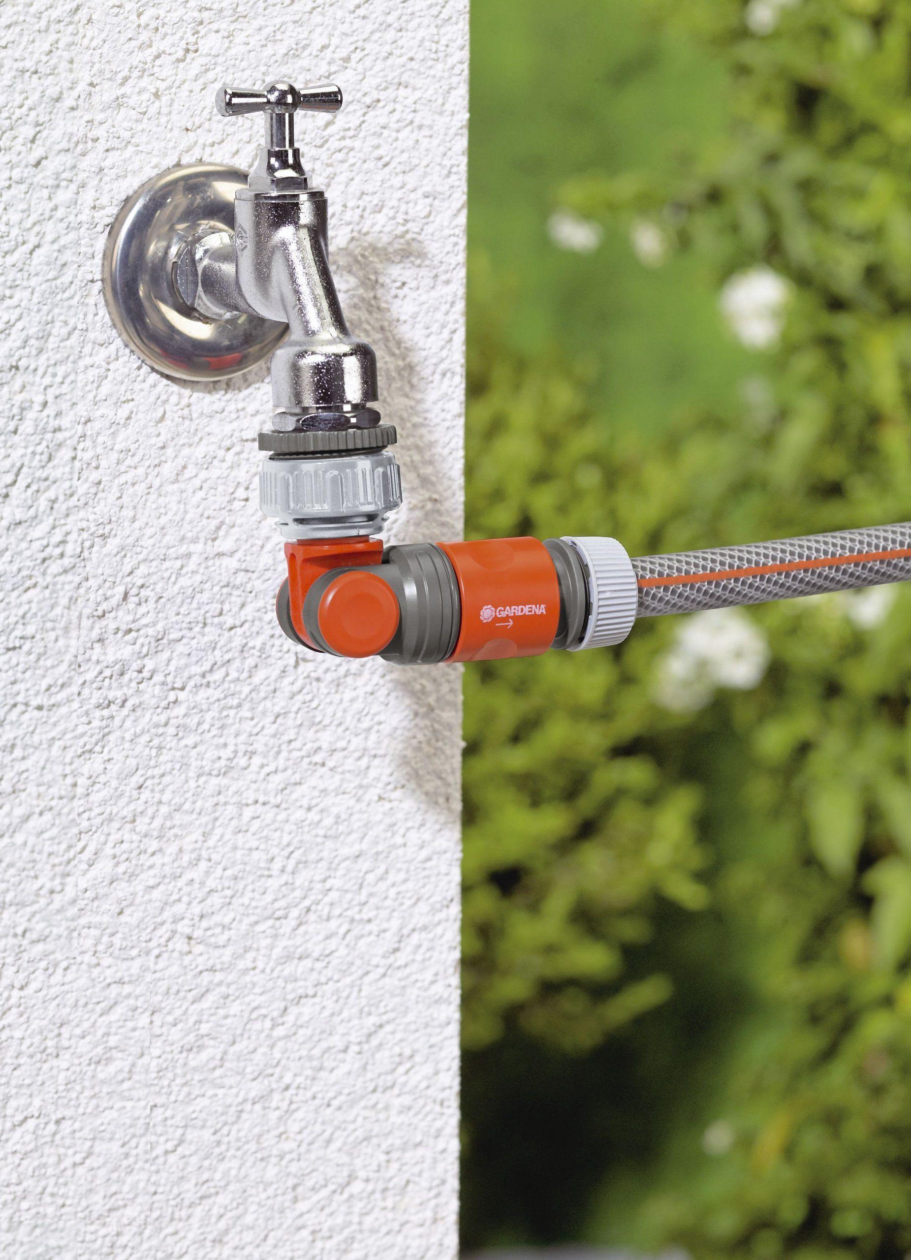 Amazon hose tap
